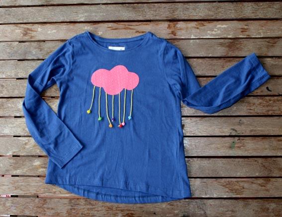 Camiseta nube 9
