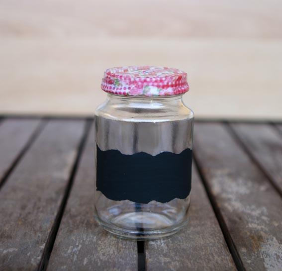 bote de cristal con pajita 32