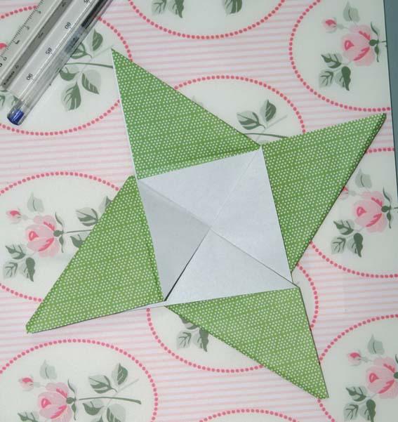 árbol origami 39