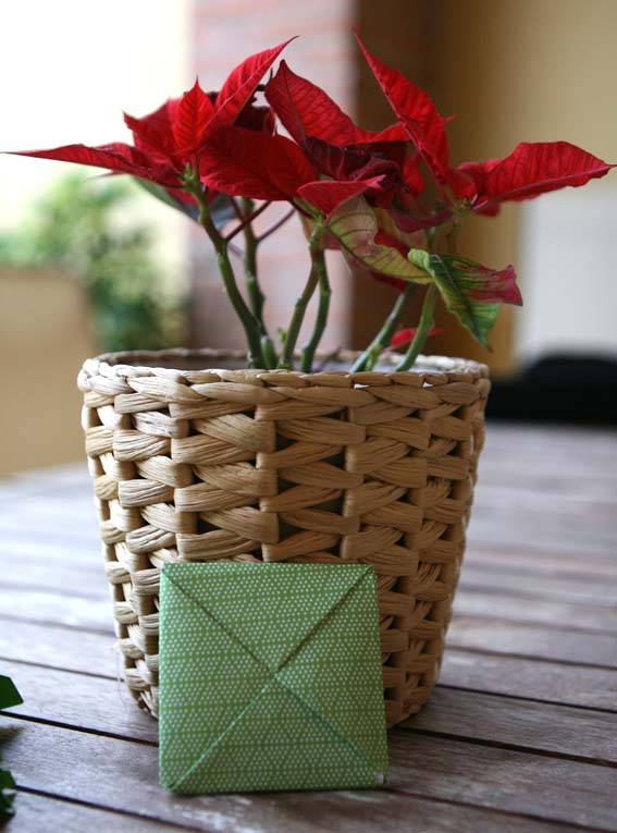árbol origami 4