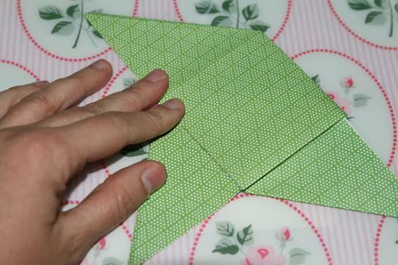 árbol origami 40