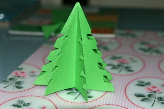 árbol origami 43