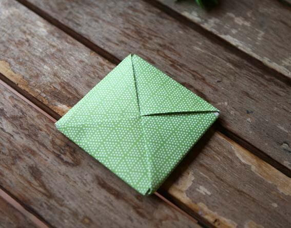 árbol origami 9