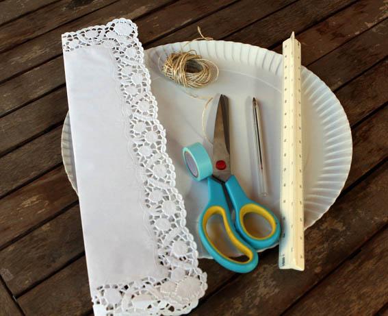 caja con plato de cartón 5