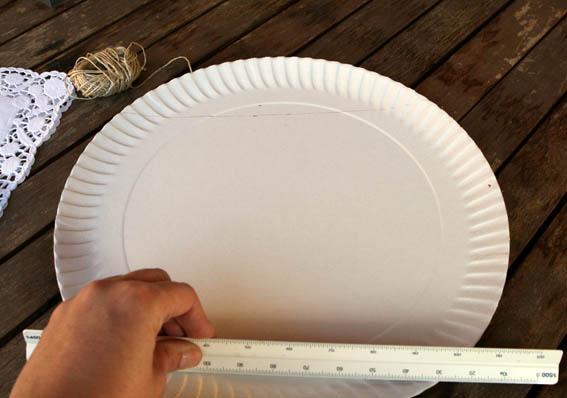 caja con plato de cartón 7