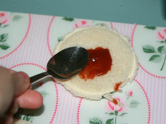 mini pizza pan molde 17
