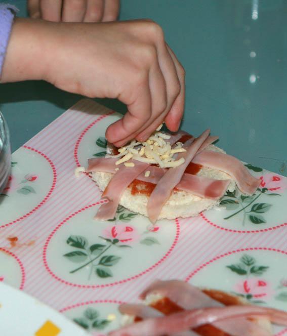 mini pizza pan molde 20
