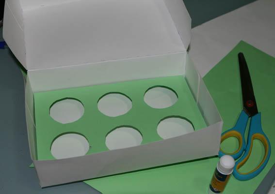 caja para cupcakes 18