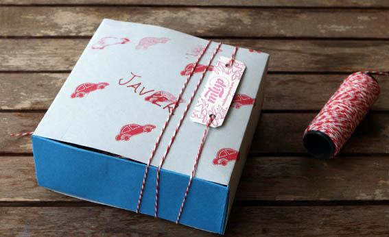 caja regalo 10