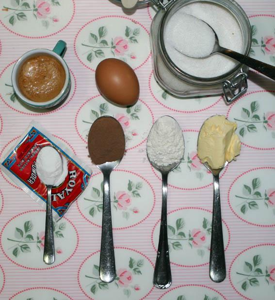 mugcake cafe y cacao 5