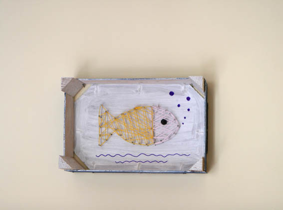 pez con clavos e hilo 16