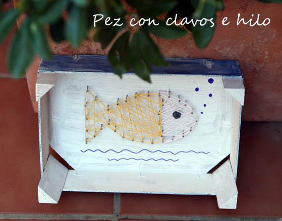 pez con clavos e hilo 24b