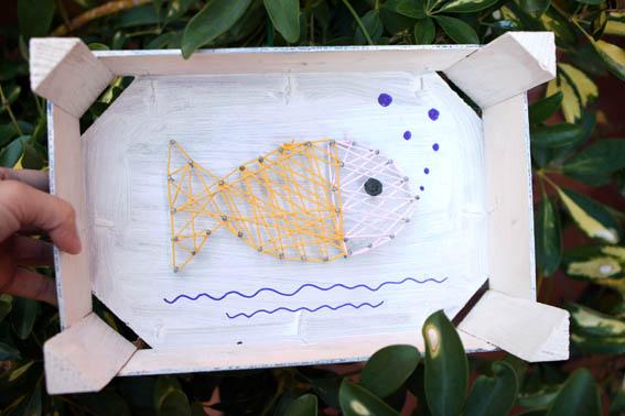 pez con clavos e hilo 25