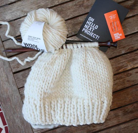 gorro de lana 33