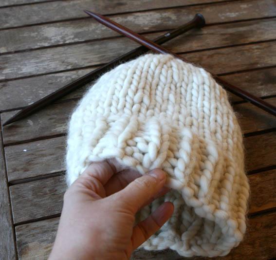gorro de lana 42