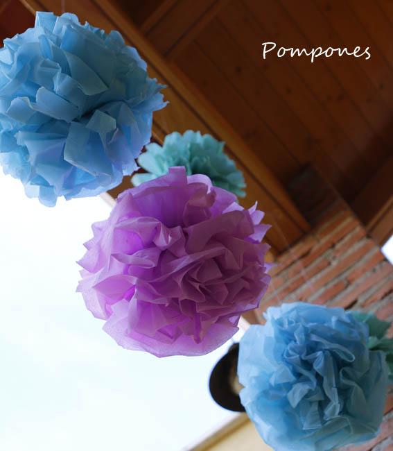 Pompones 36b