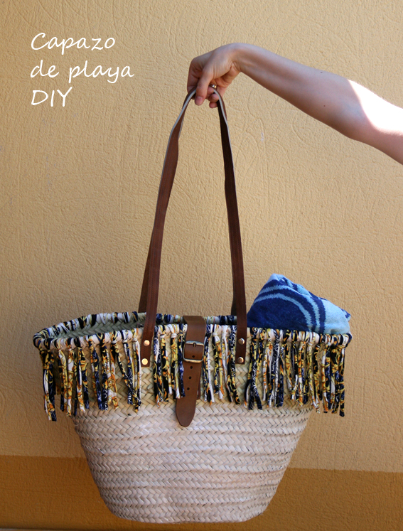 capazo playa diy 48b