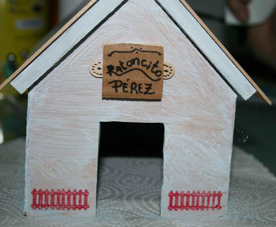 casita Ratón Pérez 18