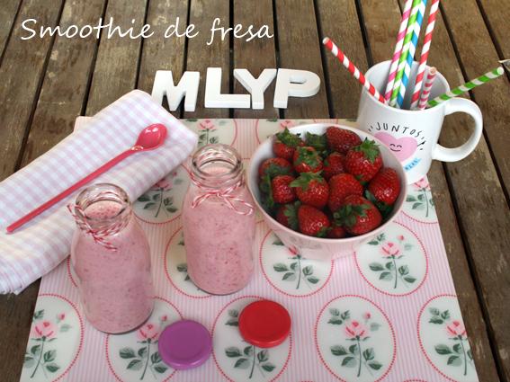 Smoothie de fresas 4b