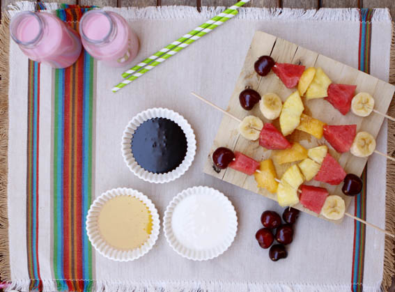 brochetas de frutas 15