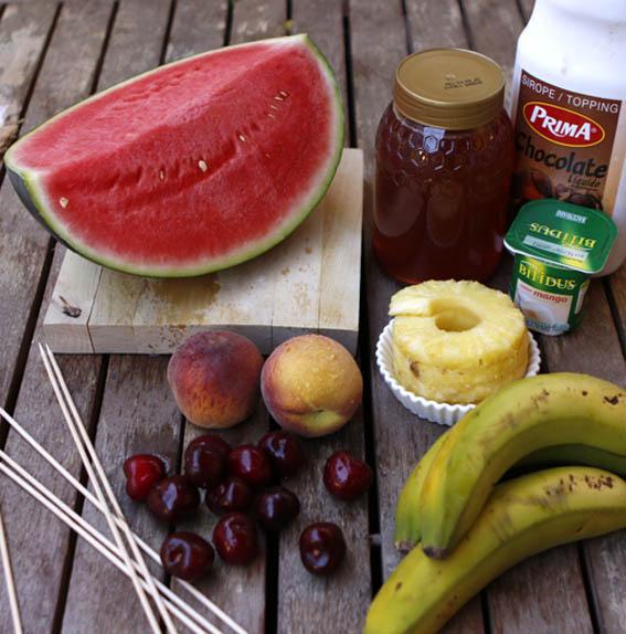 brochetas de frutas 2