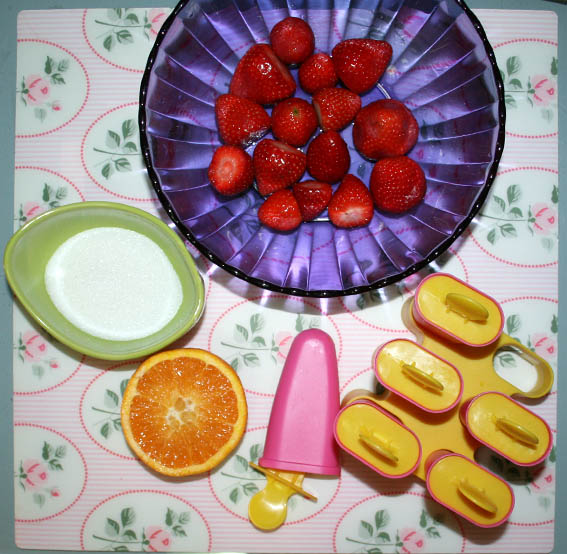 polos de fresa y naranja 1