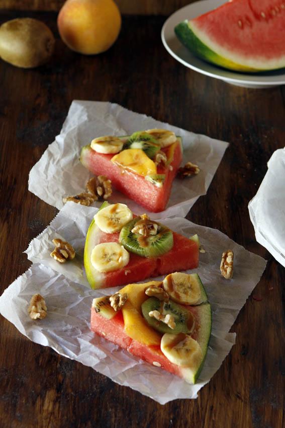Pizza de frutas 26