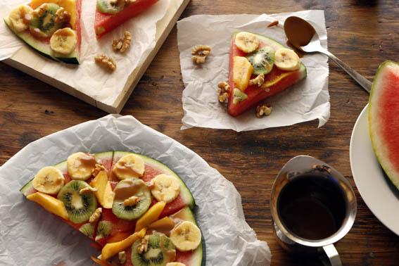 Pizza de frutas 34