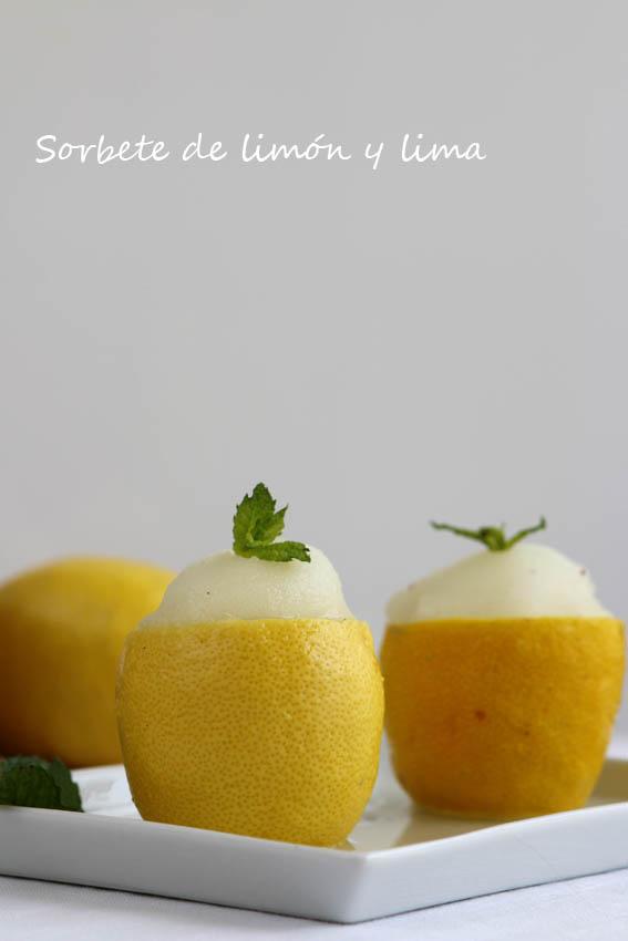 Sorbete de limón 6