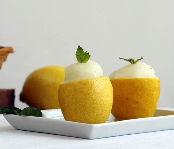 Sorbete de limón 7b