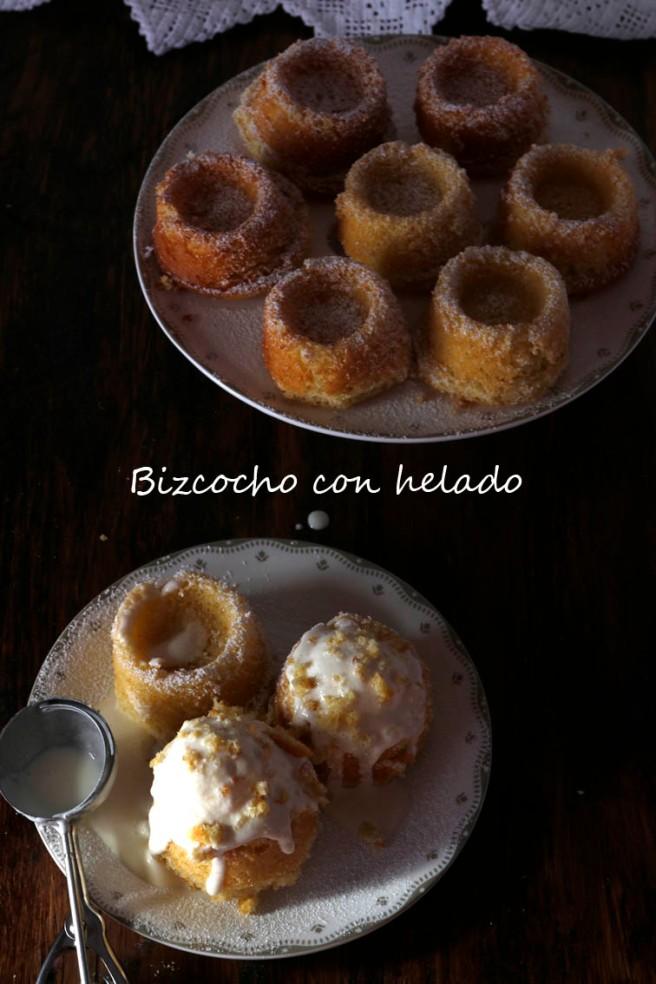 Bizcocho con helado 11b