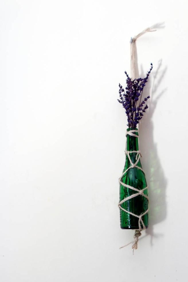 botella de cristal para adornar 22