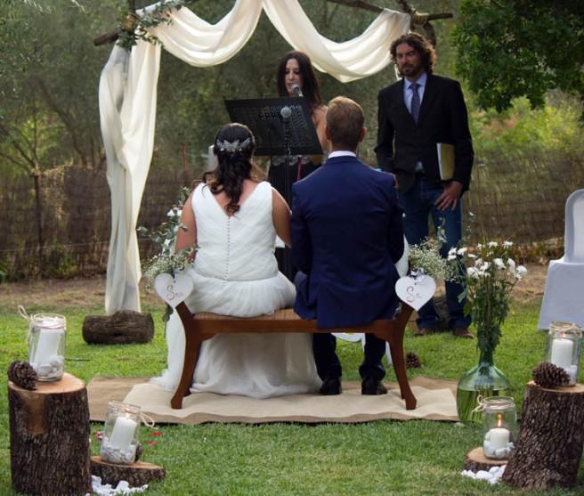 Corazones de madera para boda 27