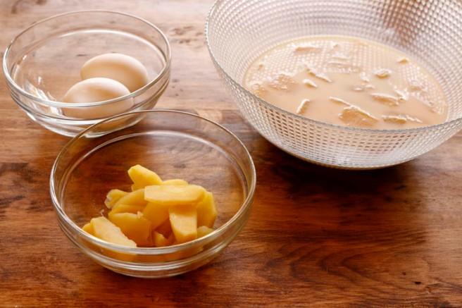 Flan de manzana 10