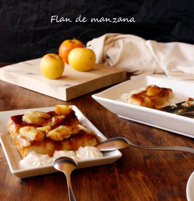 Flan de manzana 46b