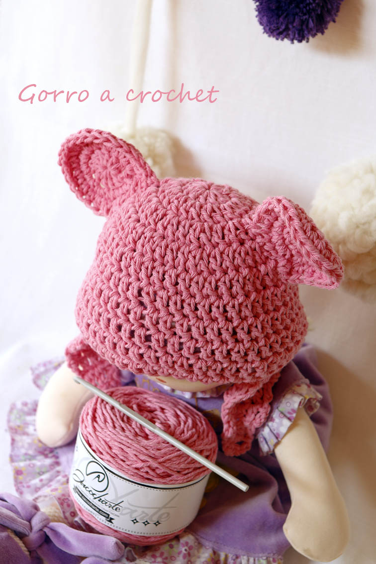 Increíble Crochet Patrones Sombrero De Animales Para Bebés Ideas ...