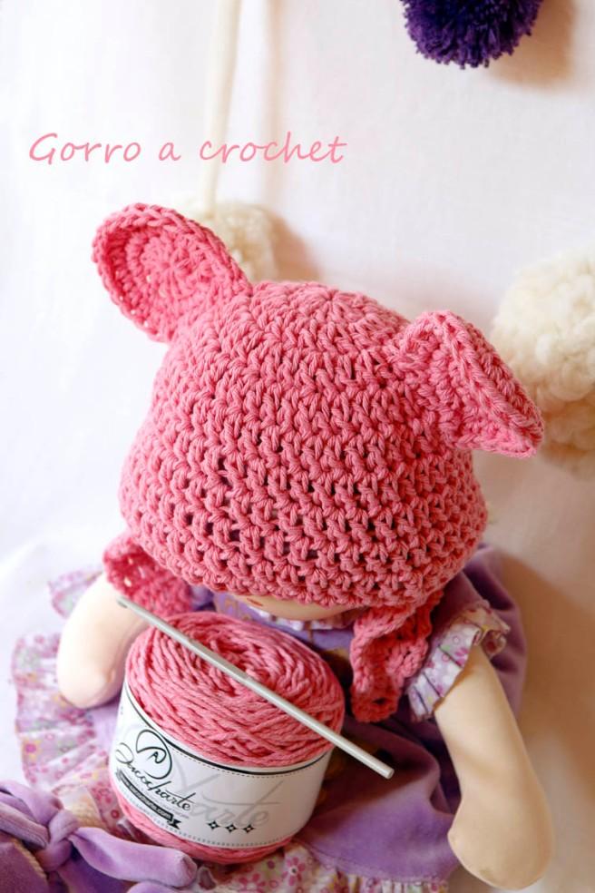 gorro a crochet 14b