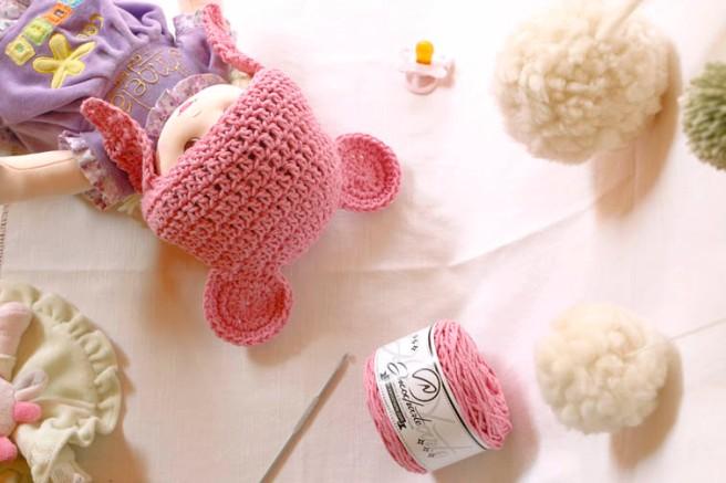 gorro a crochet 23