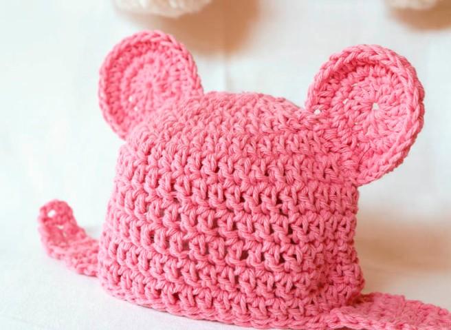 gorro a crochet 6