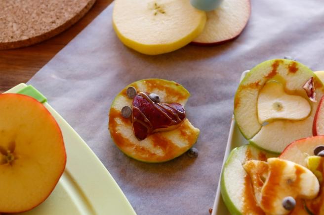 Manzanas de corazón 41