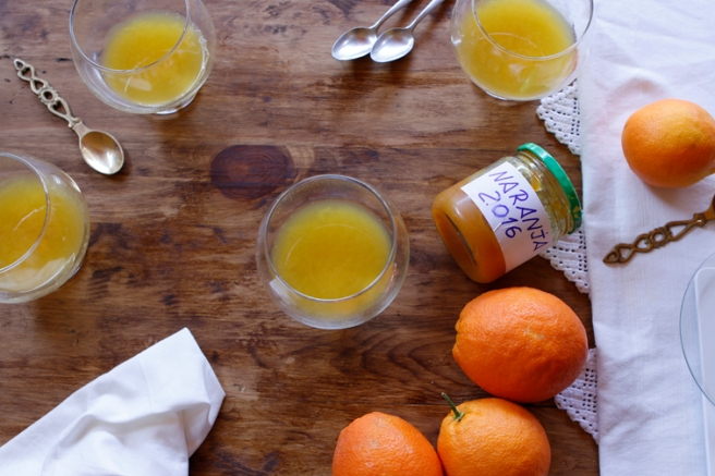 Panna cotta de naranja 11