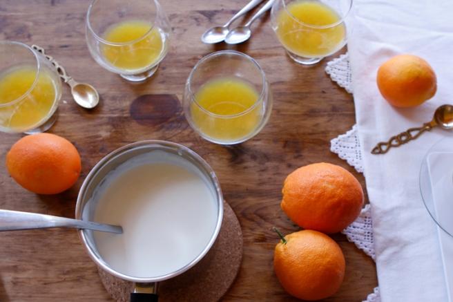 Panna cotta de naranja 12
