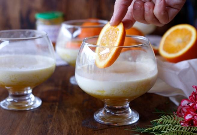 Panna cotta de naranja 26