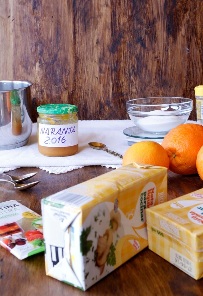 Panna cotta de naranja 4