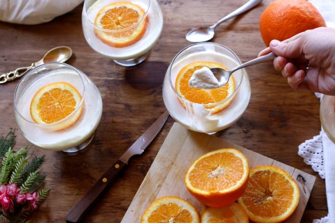 Panna cotta de naranja 40