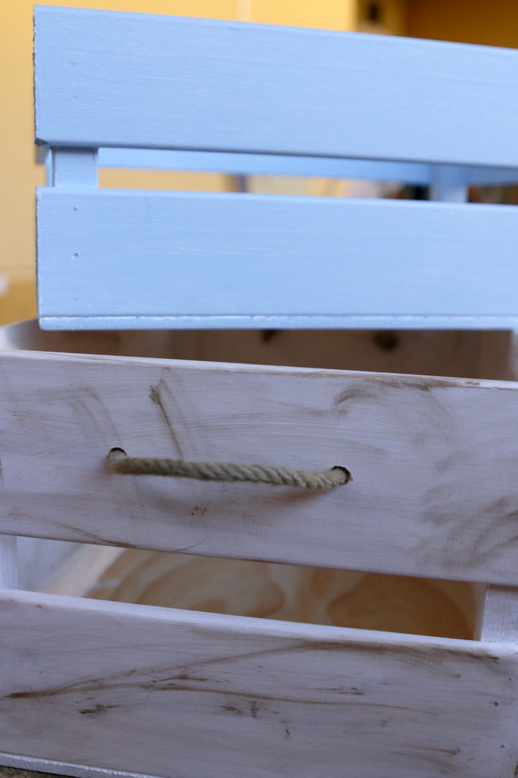 Cajas de madera diy mislaboresypunto - Pintura base para madera ...