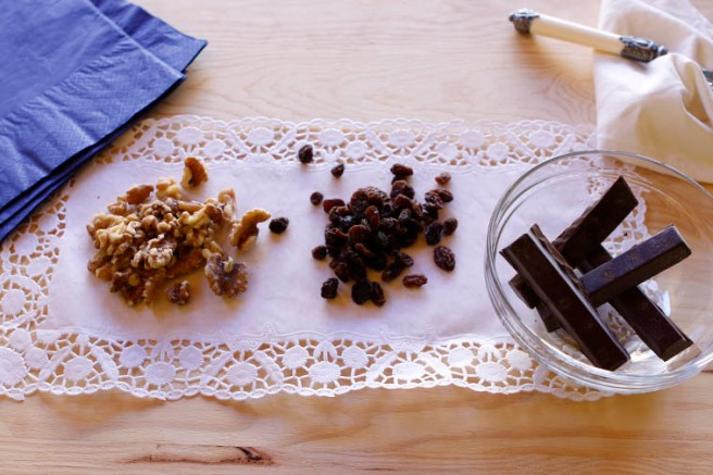 Rocas de chocolate 1