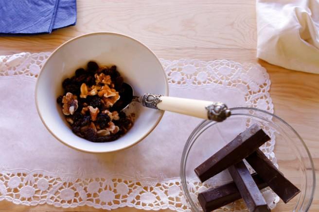 Rocas de chocolate 2