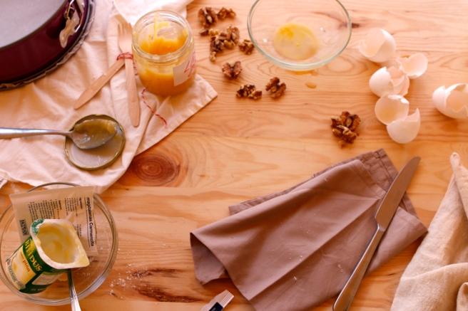 Bizcocho de mermelada de limón 12