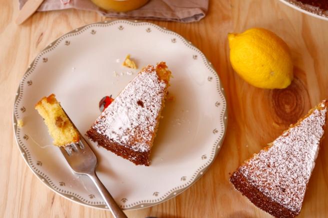 Bizcocho de mermelada de limón 46